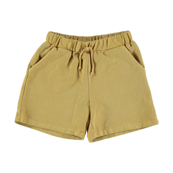 BANANA OCHRE SHORTS
