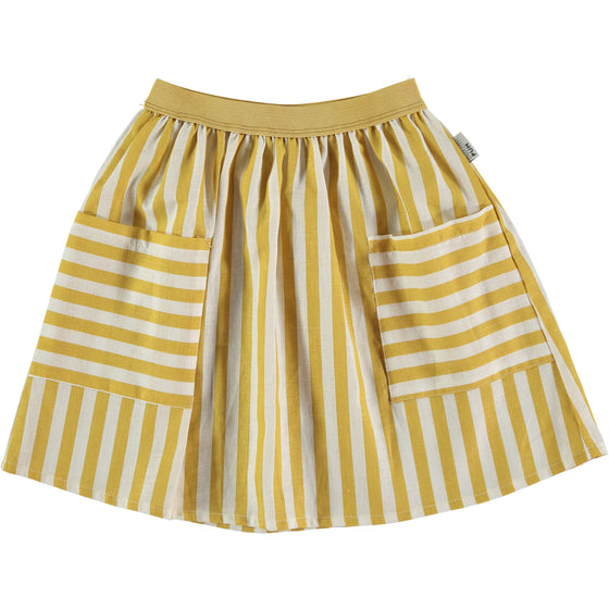 PETXINA OCHRE STRIPED