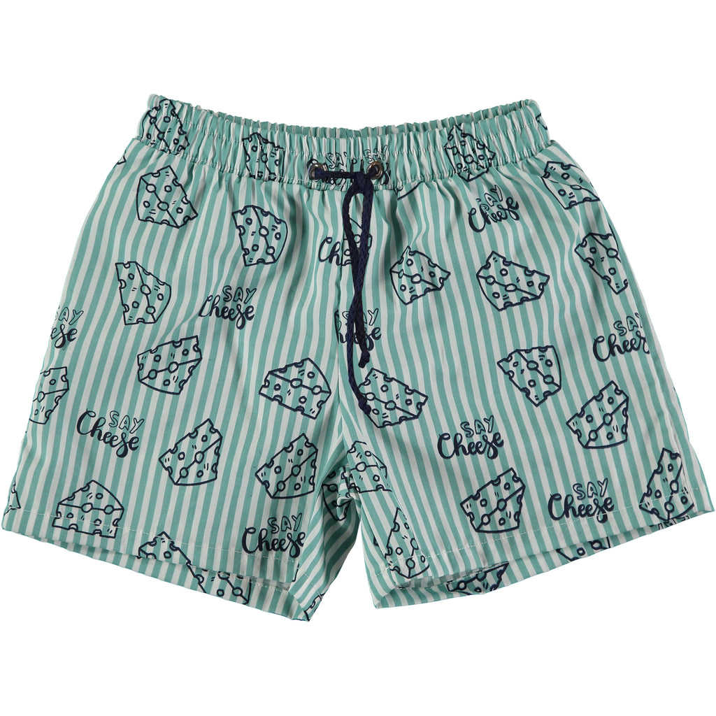 BOXER SEA WATER - swimwear