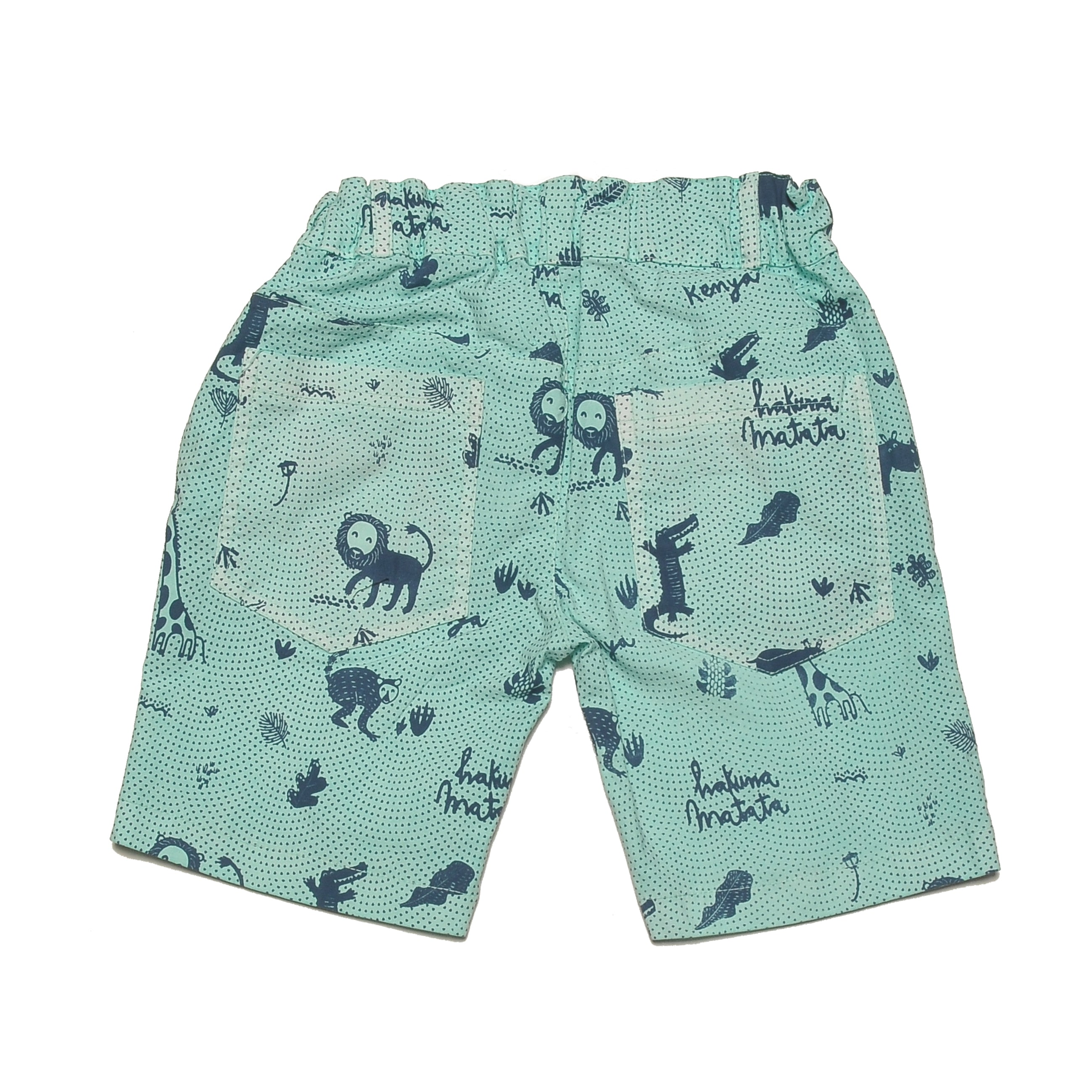 ANCLA SEA WATER SHORT