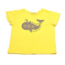 BALLENATOR YELLOW T-SHIRT SUBMARINE
