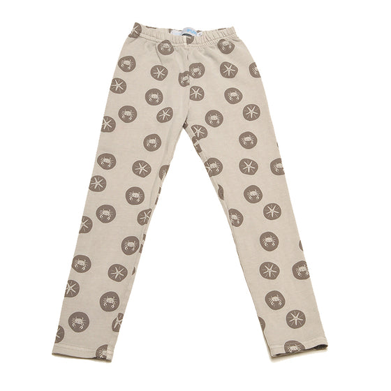 FLECHA GREY PANTS ALLOVER TOPO