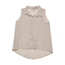 FLAMINGO RAW DOTS SHIRT