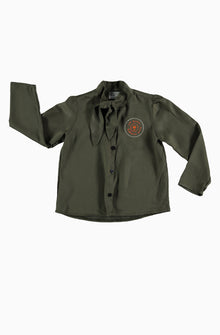 LAZO KHAKI PATCH - SHIRT