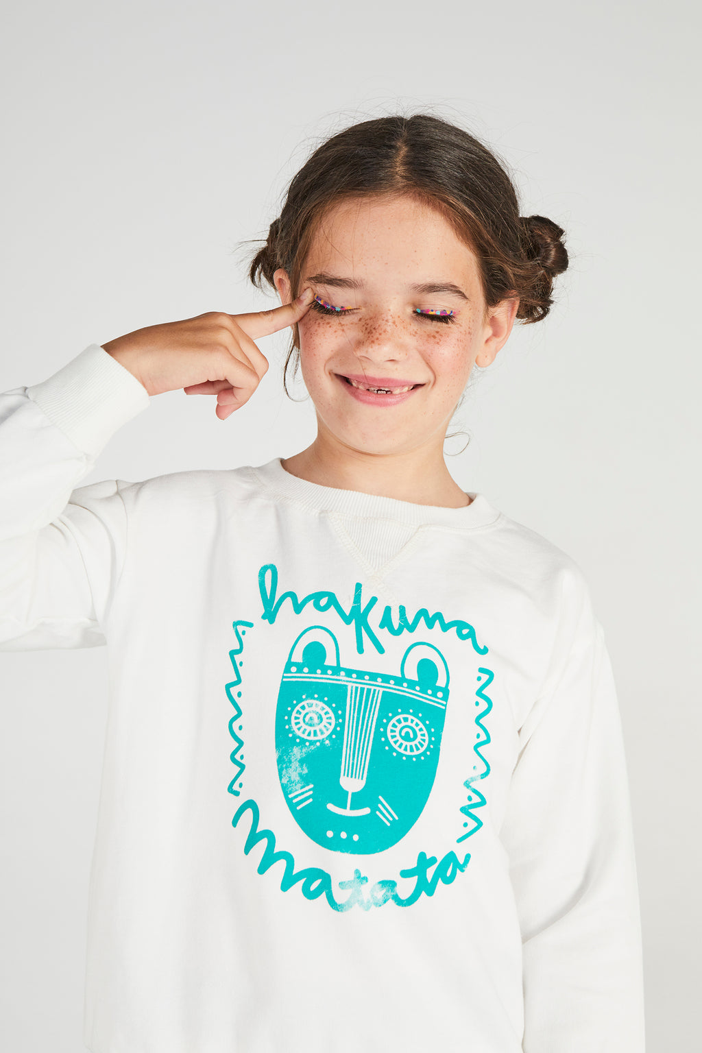 MERCURIO RAW SWEATSHIRT