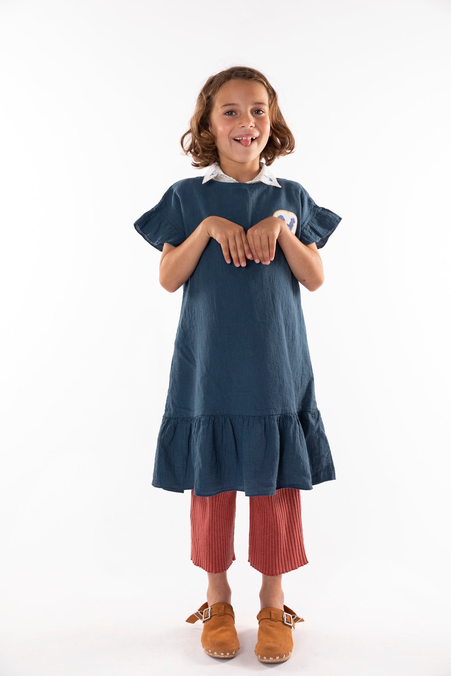 LAIA BLUE DRESS