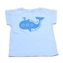 PALMER BLUE T-SHIRT SUBMARINE