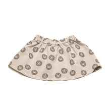 PETXINA GREY SKIRT ALLOVER