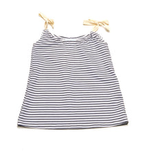CALAMAR STRIPED DRESS
