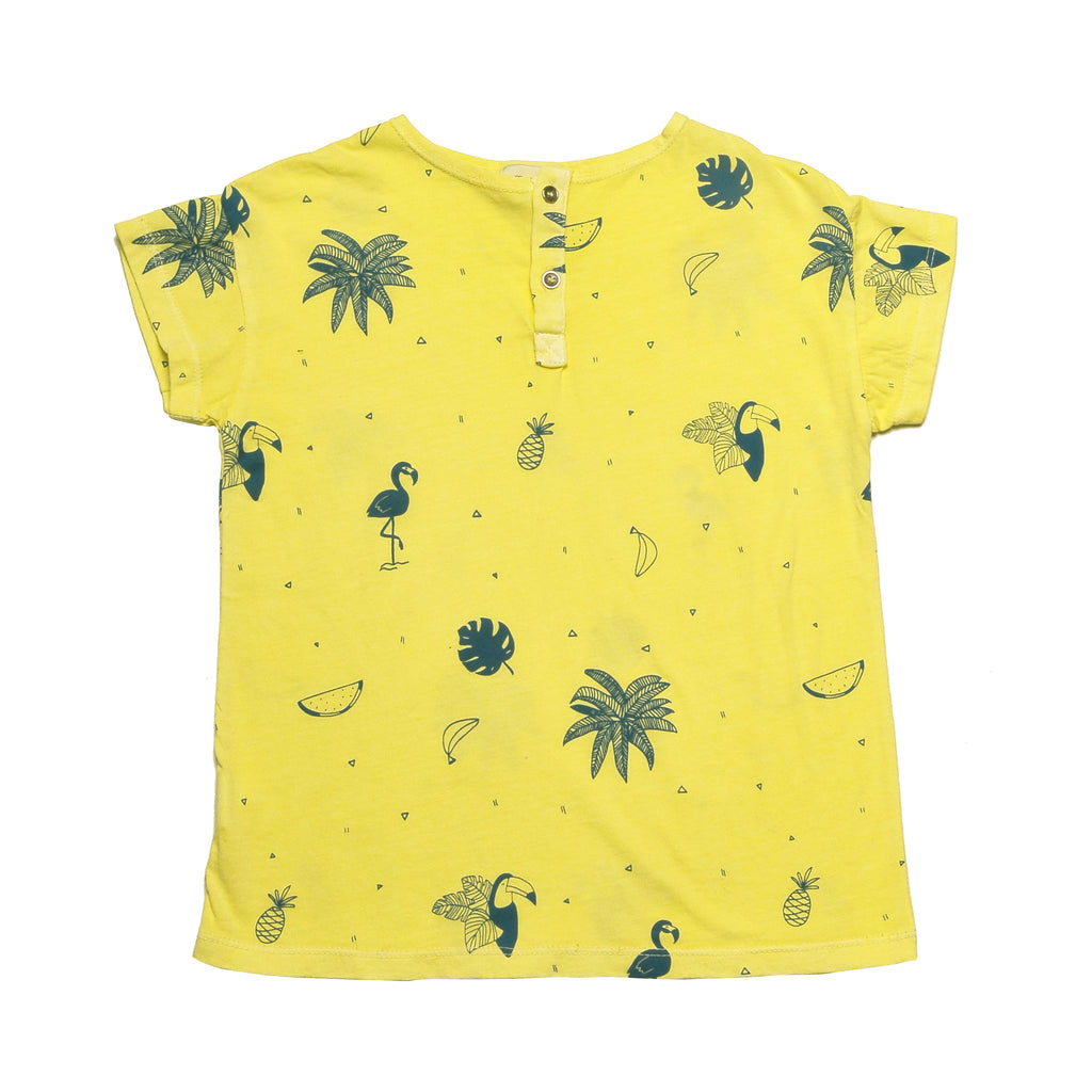 CHICO LEMON T-SHIRT