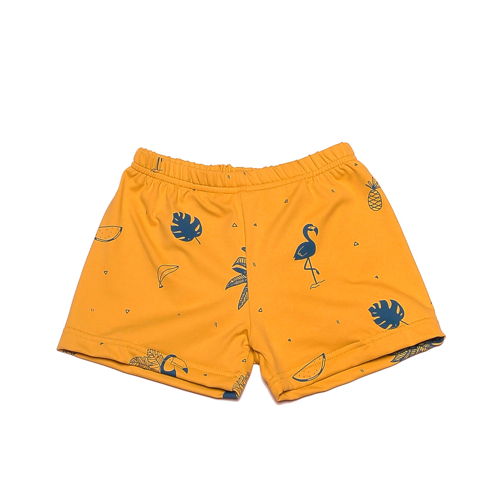 MARACA ORANGE BOY SWIMWEAR