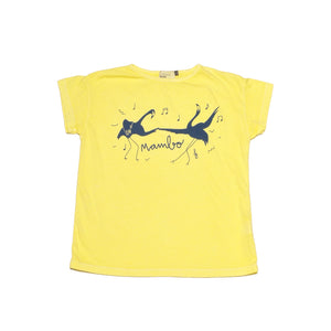 PALMER LEMON T-SHIRT