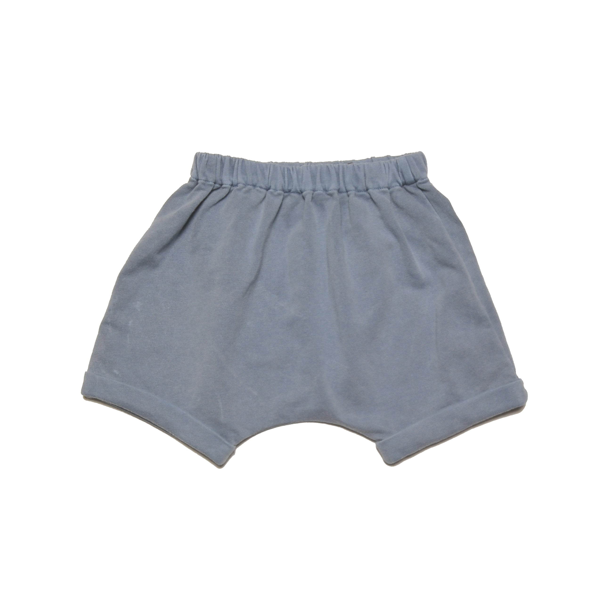 PULPO BLUE BAGGY SHORTS BABY