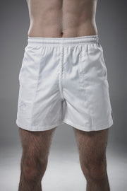 Optimum Auckland Rugby Shorts White