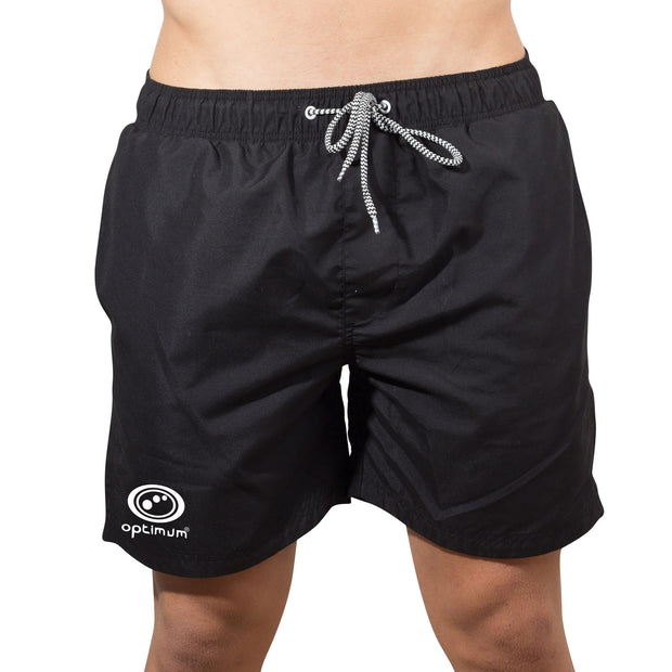 Optimum Black Beachbum Shorts