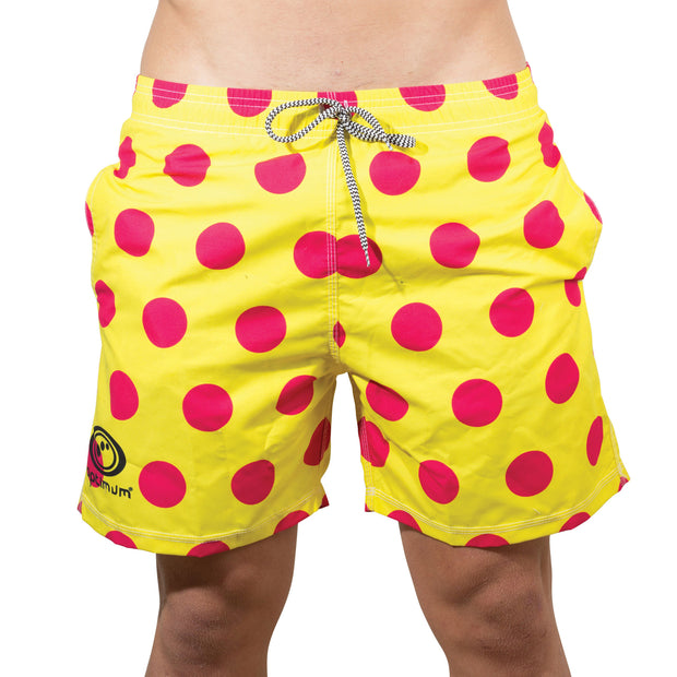 Optimum Beach-bum Polka Shorts