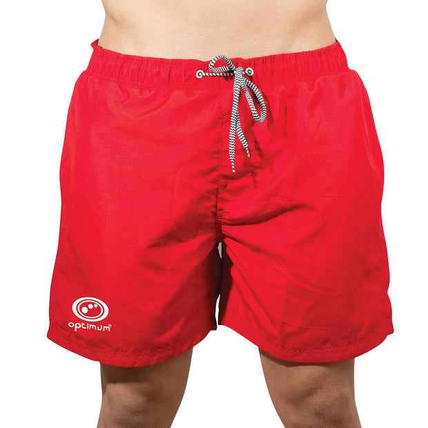 Optimum Beachbum Red Shorts