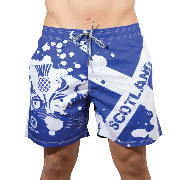 Optimum Beach-bum Scotland Shorts