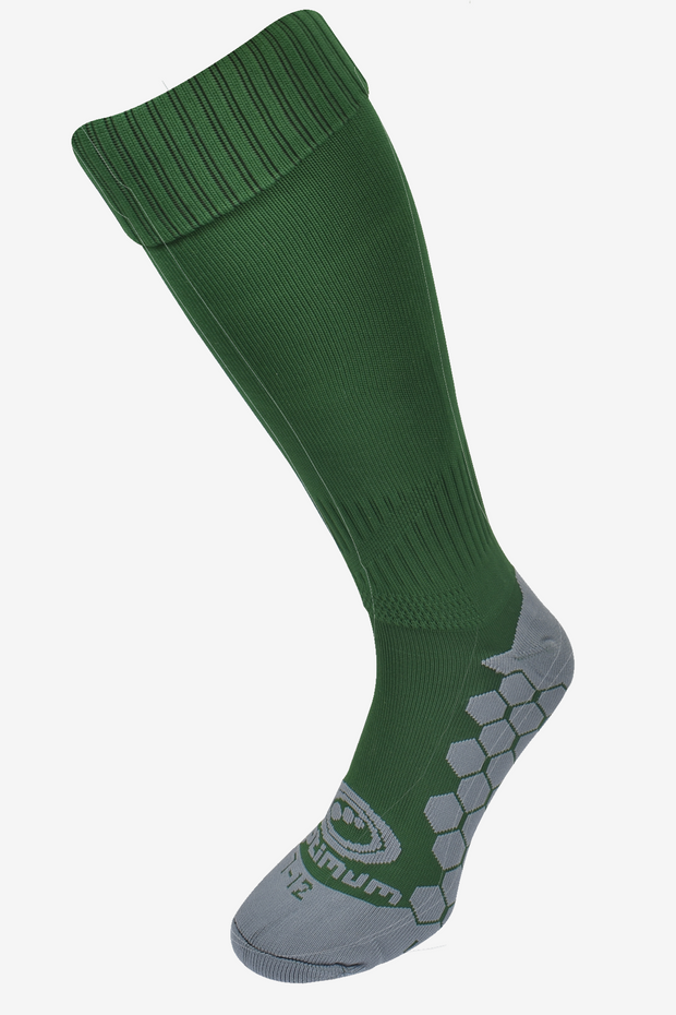 Optimum Sport Classic Bottle Green Football Sock