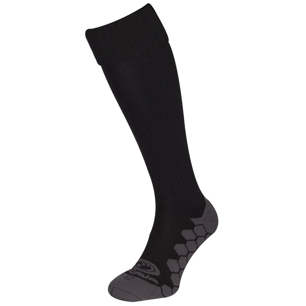 Optimum Black Classico Football Sock