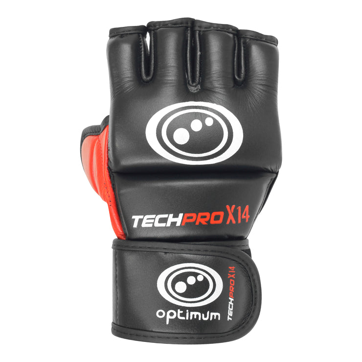Optimum Techpro X14 Grappling Gloves
