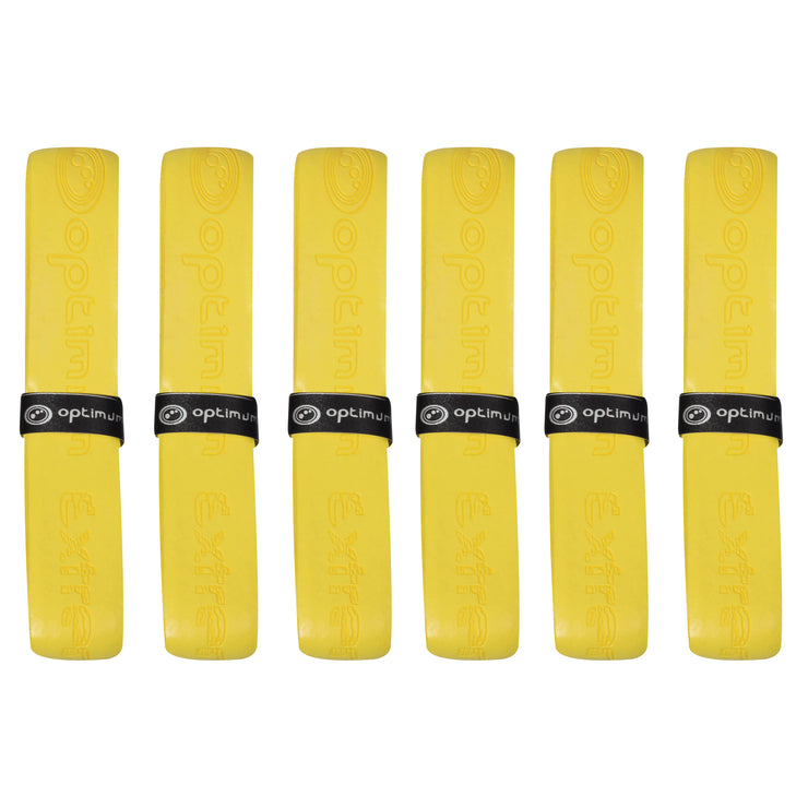 Optimum Extreme Replacement Grips Yellow