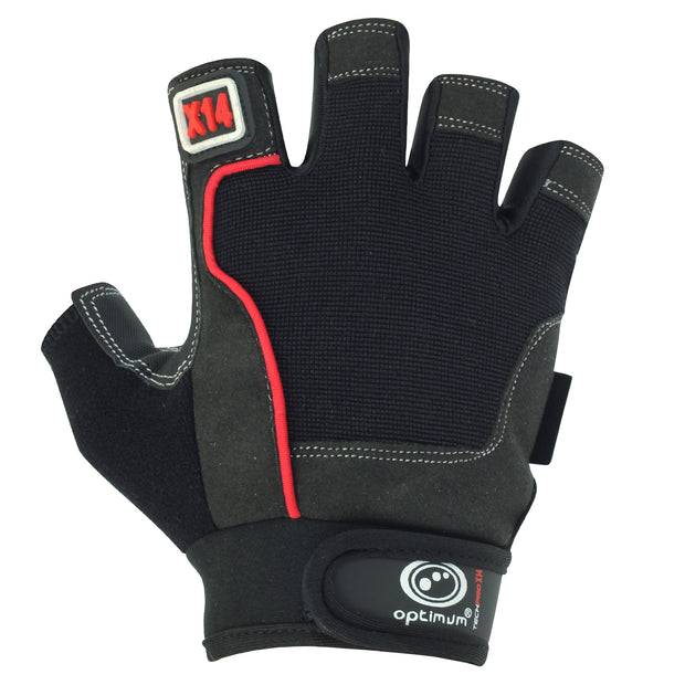 Optimum Techpro X14 Gym Gloves