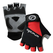 Optimum Hawkley Half Cycling Finger Gloves