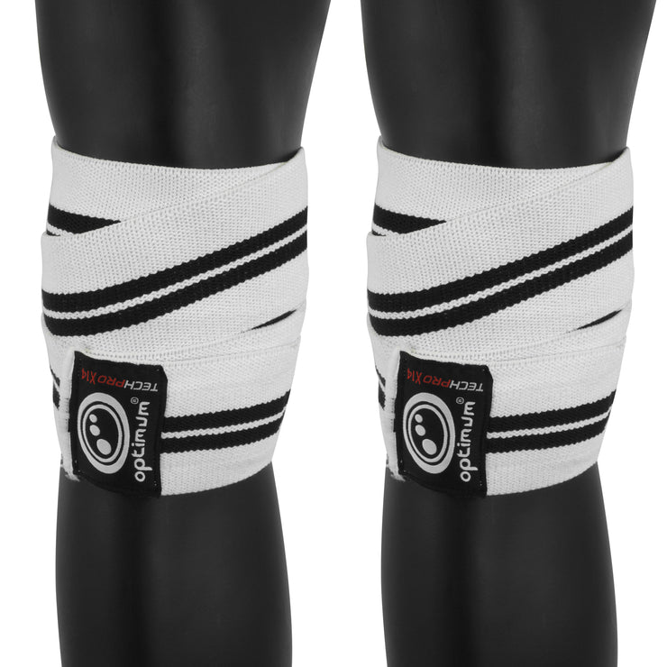 Optimum Techpro X14 Knee Wraps