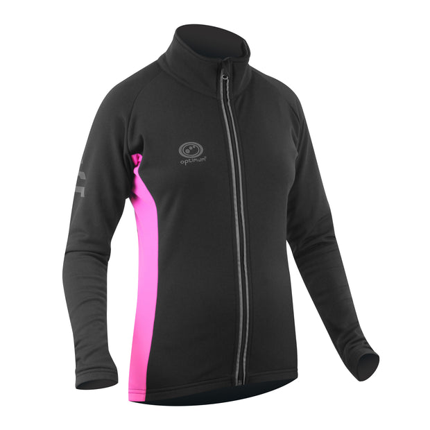 Optimum Nitebrite Ladies Roubaix Cycling Jacket