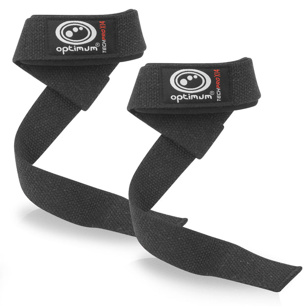 Optimum Techpro X14 Lifting Straps