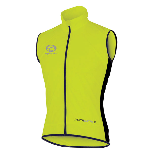 Optimum Nitebrite Mens Cycling Gilet
