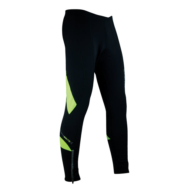 Optimum Mens Nitebrite Roubaix Cycling Leggings