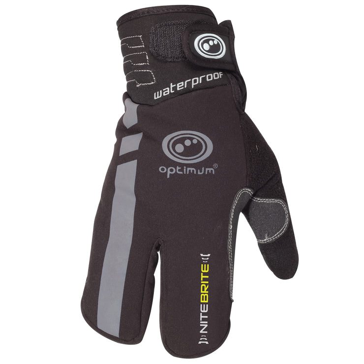 Optimum Cycling Lobster Gloves