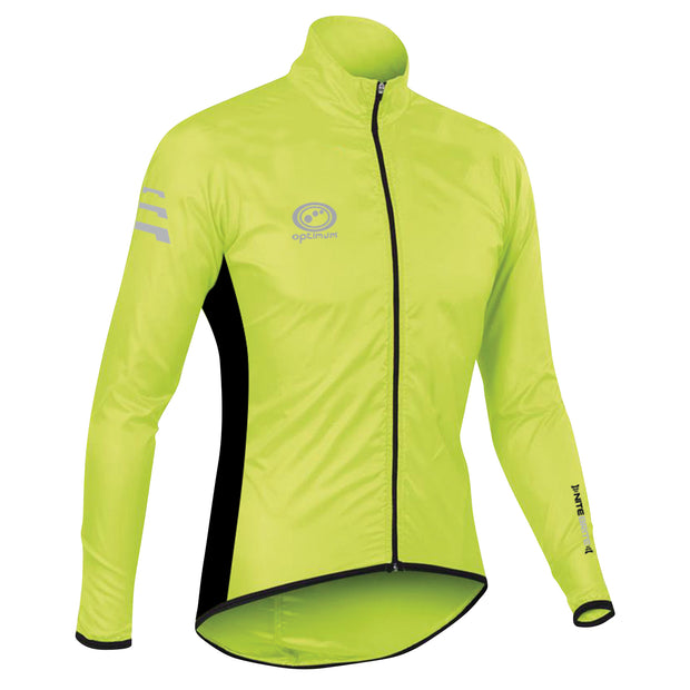 Optimum Nitebrite Cycling Rain Jacket