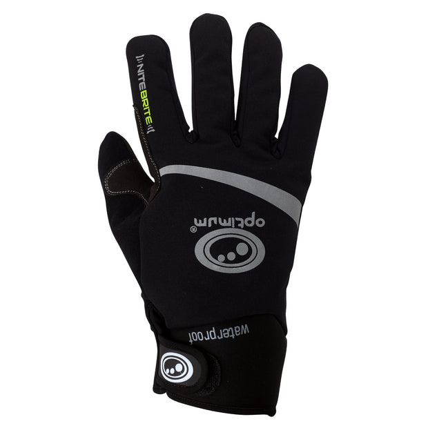 Optimum Waterproof Winter Cycling Gloves