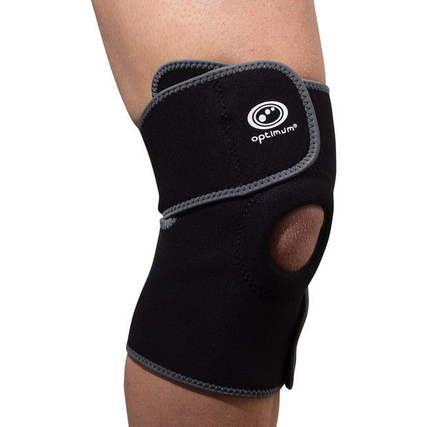 Optimum Neoprene Open Knee Support