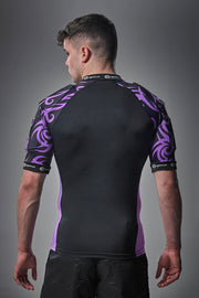 Optimum Razor Protective Top Shoulder Pad Purple