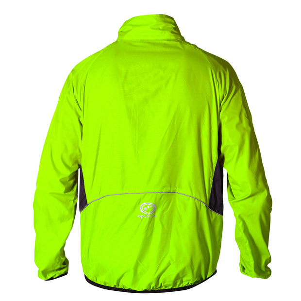 Optimum Hawkley Stowaway Cycling Rain Jacket