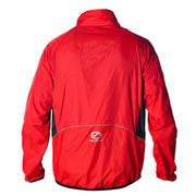 Optimum Hawkley Mens Winter Cycling Jacket Red