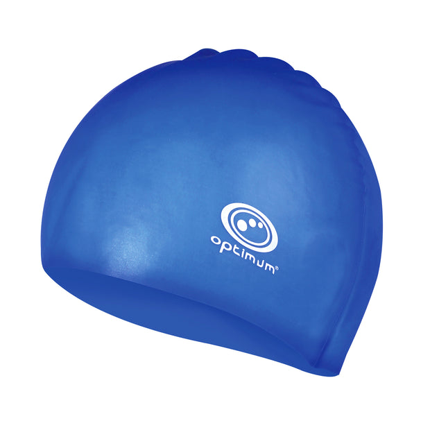 Optimum Blue Swimming Cap