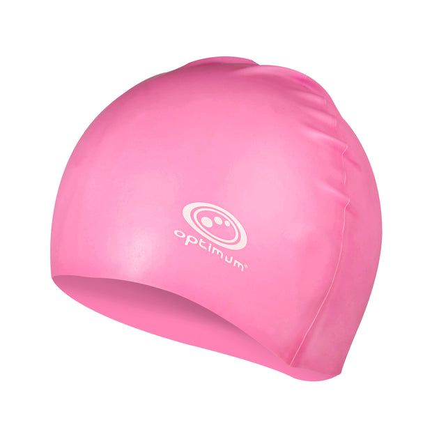 Optimum Pink Swimming Cap