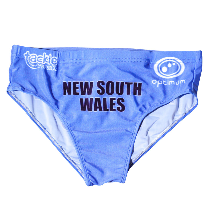 Optimum New South Wales Tackle Trunks NRL