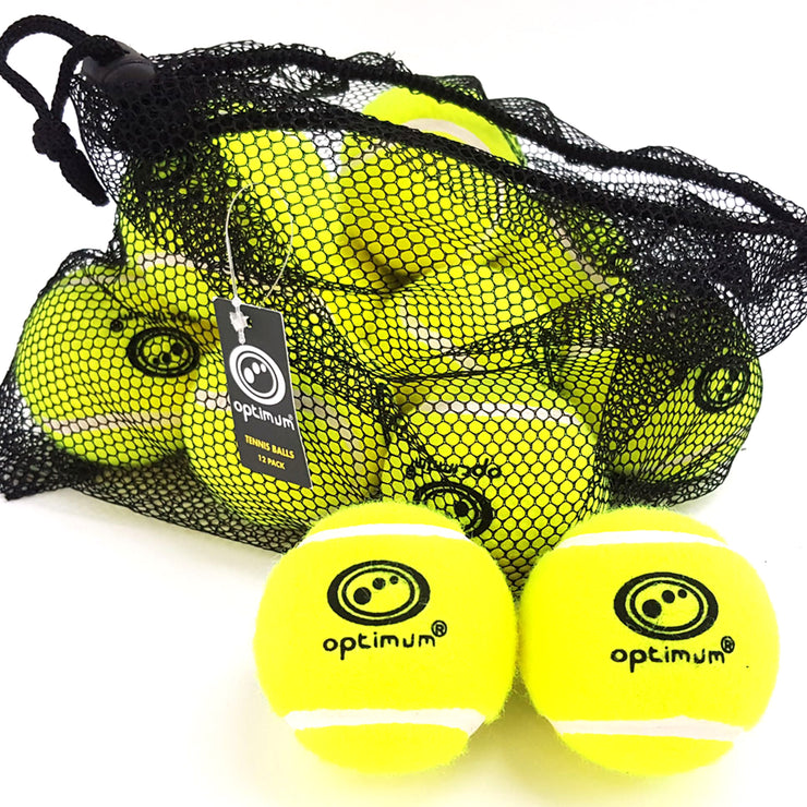 Optimum Tennis Balls 12 Pack