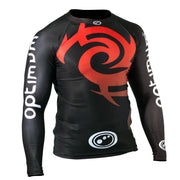 Optimum Tribal Rash Guard