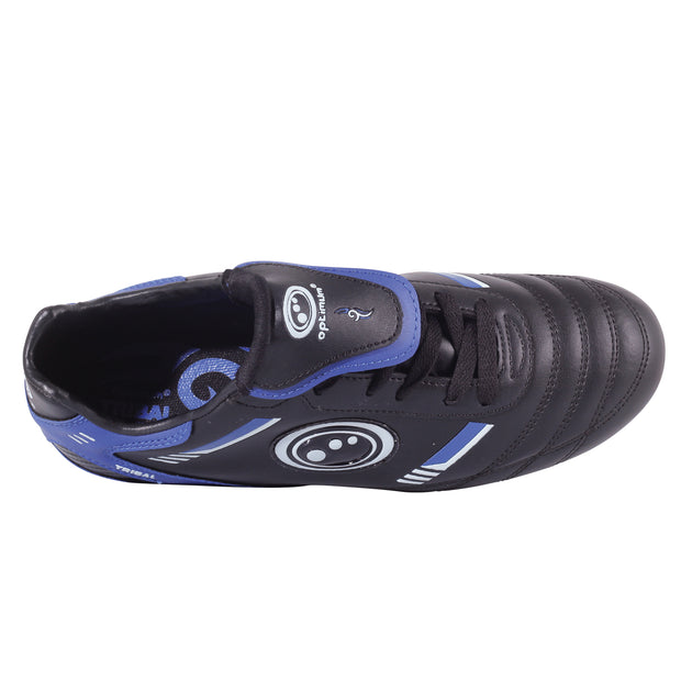 Junior Blue Tribal Rugby Boot