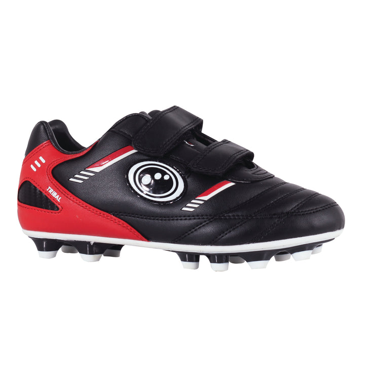 Optimum Junior Red Tribal Moulded Football Boot