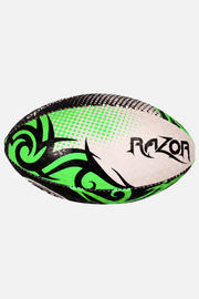 Optimum Razor Rugby Ball Green