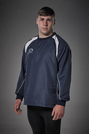 Optimum Blitz Windbreaker Top Navy