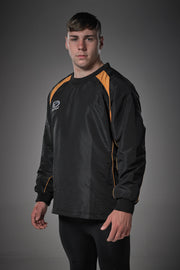 Optimum Blitz Windbreaker Top Amber